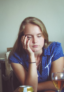 Sleepy   by Alexandra E Rust