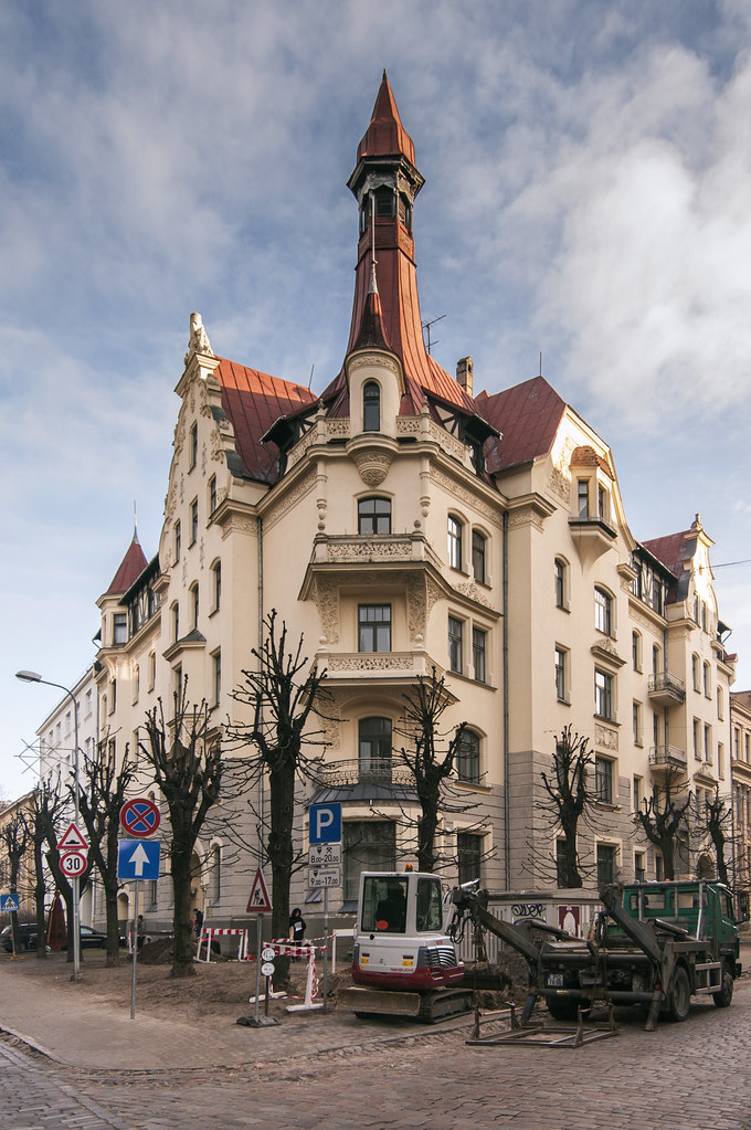 Art Nouveau Museum, Riga | Latvia | Facebook | Website The R… | Flickr