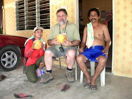 relaxing coconutmilk