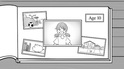Yesterday's Tomorrow Age 10   by Scott Garner