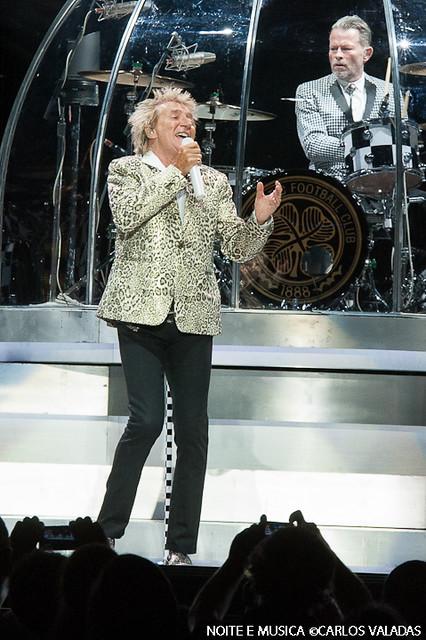 Rod Stewart - MEO Arena '16