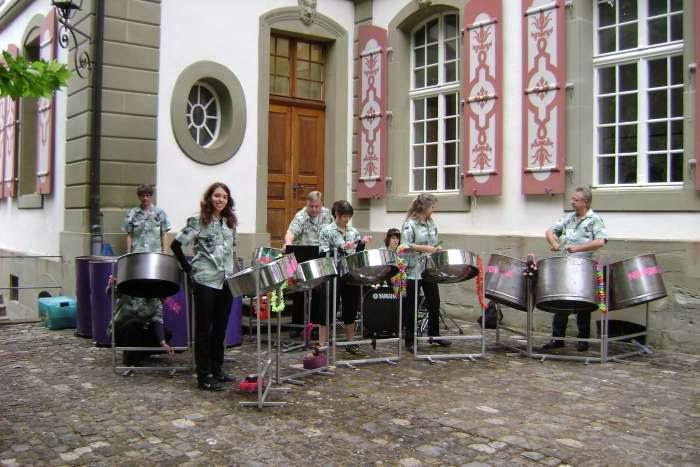 Personalfest am 27. Mai 2011 in der Anstalt in Hindelbank