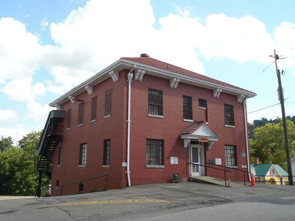 Doddridge county jail