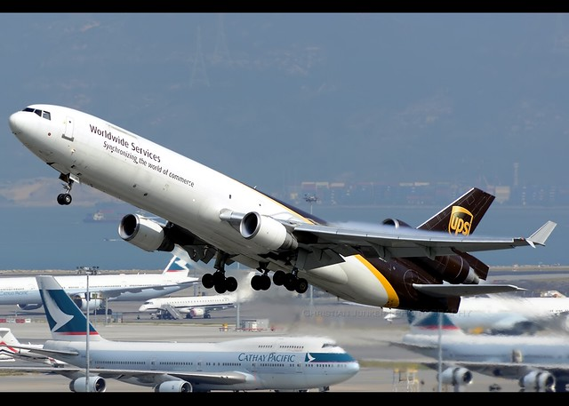 MD-11/F | UPS | N287UP | HKG