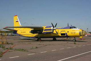 RA-30053. An-30. Lukiaviatrans. BKA.