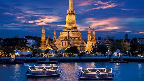 Téli szünet Bangkokban!