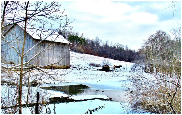 Farm in Sugar Creek Township, Armstrong County Pennsylvania