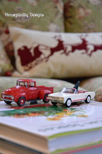 Hallmark Car and Truck Ornament-Housepitality Designs | by shirleystankus