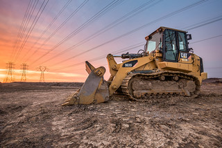 Bulldozer | by eddit