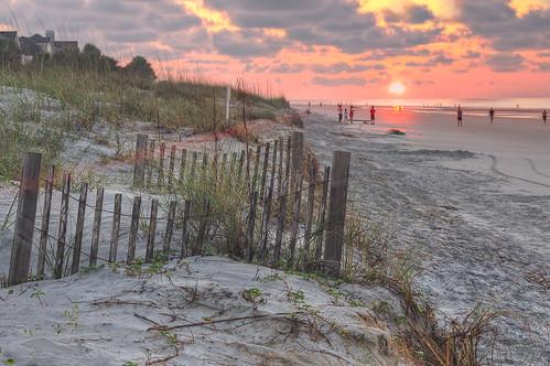 travel beach sunrise landscape sand pentax dunes southcarolina hiltonhead hdr kx hhi beachsunrise beachlandscape hdrsunrise hdrlandscape