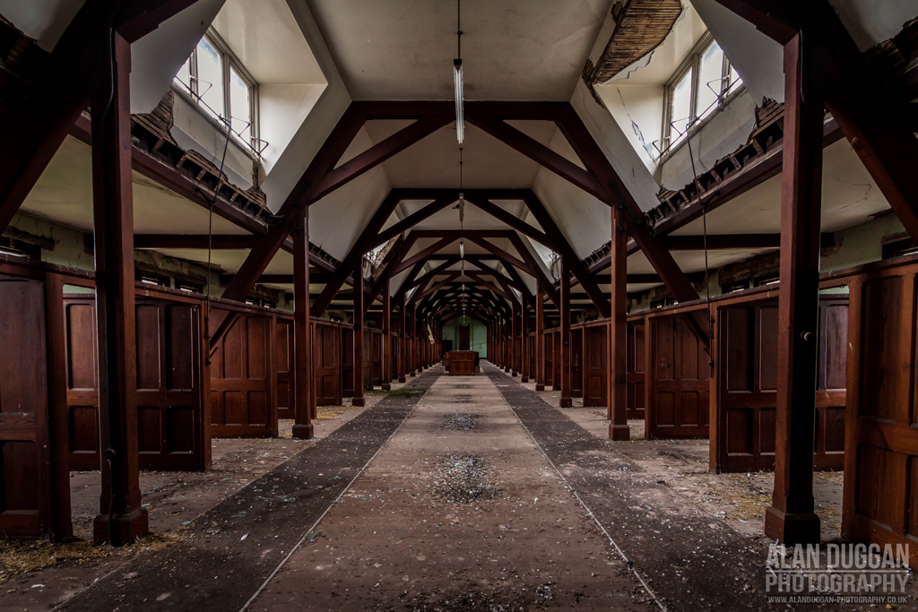 St Josephs Seminary - Dorm Room