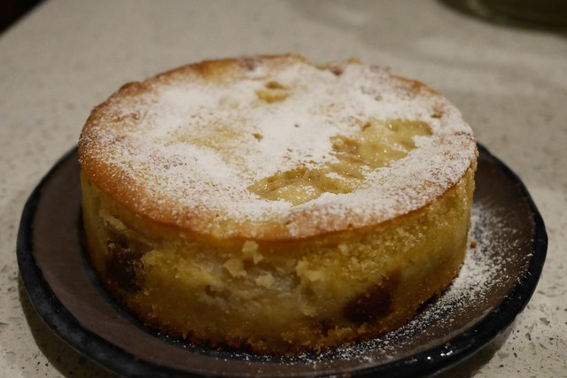 月, 2014-12-22 18:25 - 梨のアーモンドクリームケーキ