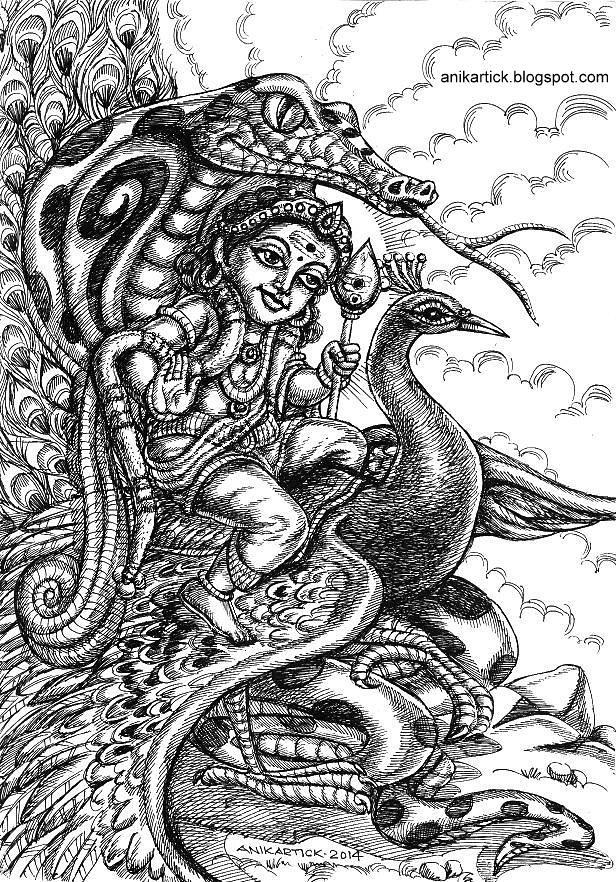 MURUGAN / LORD MURUGAN / GOD MURUGAN / Tamil God MURUGAN