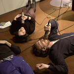 Wed, 14/01/2015 - 2:59pm - Guster Live in Studio A, 1.14.2015 Photo by Deirdre Hynes