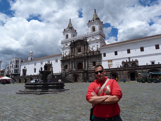 Sele en Quito (Ecuador)