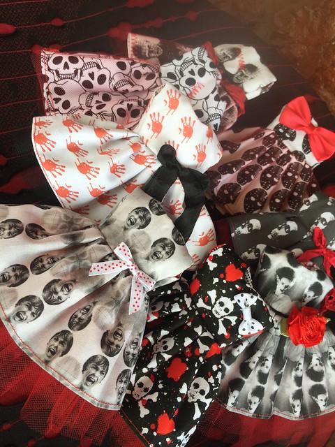 New dresses in my corner now....