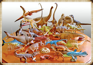 Dinosaurs Collection HDR (2016) | by RobinGoodfellow_(m)