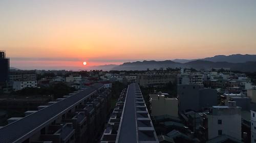 2016 08 aug 八月 影片 timelapse sunrise 日出 video 縮時攝影