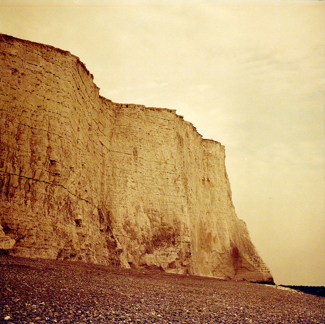 The Cliffs of Eastbourne