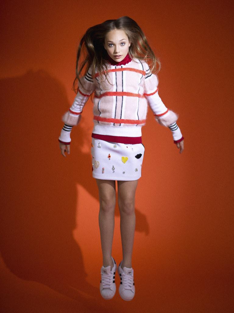 Maddie Ziegler   For Elle USA   Olivia Bee   Flickr