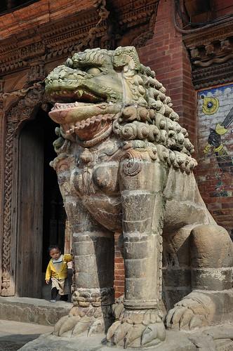 nepal kathmandu patan népal katmandou dominiquecaron