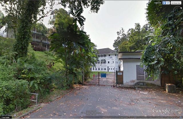 Changi Hospital.