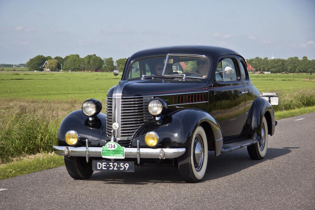 Pontiac 38 26 Da Deluxe 6 Business Coupé 1938 9851 Flickr