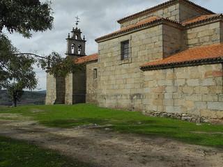 Pereña de la Ribera. Ermita del Castillo #01