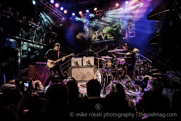 Royal Blood @ DNA Lounge, SF 12/10/14