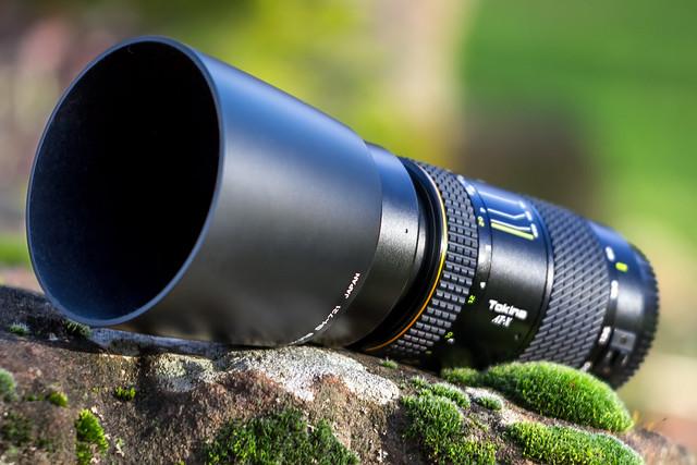 Tokina AT-X 80~400mm ƒ/4.5~5.6 840AF SD