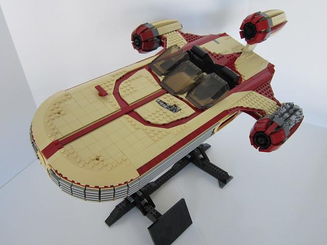 Lego Star Wars UCS X34 Landspeeder