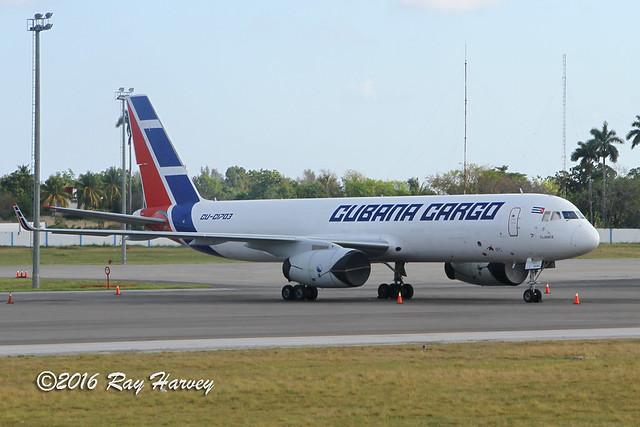 CU-C1703 at HAV