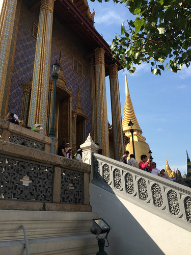 Temple of the Emerald Buddha 2 - Copyright Travelosio | by travelosio