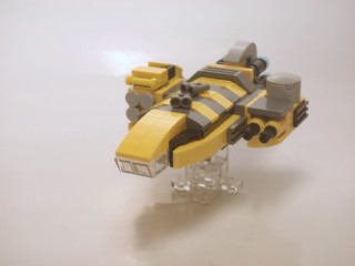 Modular Assault Ship PC020 | by FragsturBait