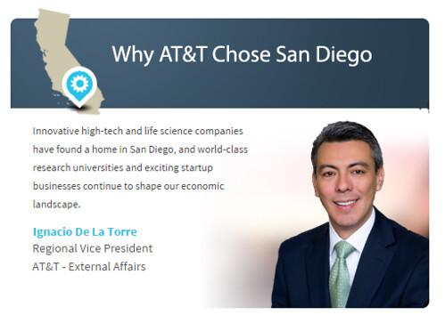 Why AT&T Chose San Diego | by San Diego Regional EDC