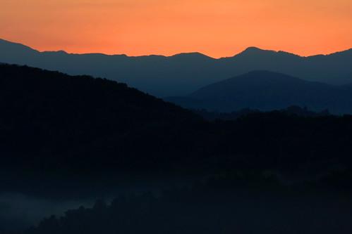 mountains smokies greatsmokymountains