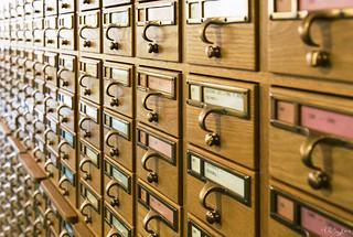 Newberry Card Catalog
