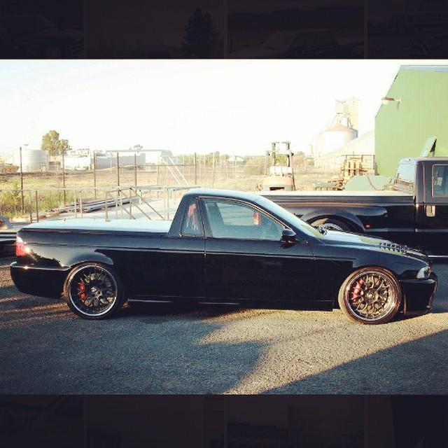 Bmw M3 E46 Pickup Bmw E46 M3 Pickup Flatbed Bmwusa Bbs Bi Flickr