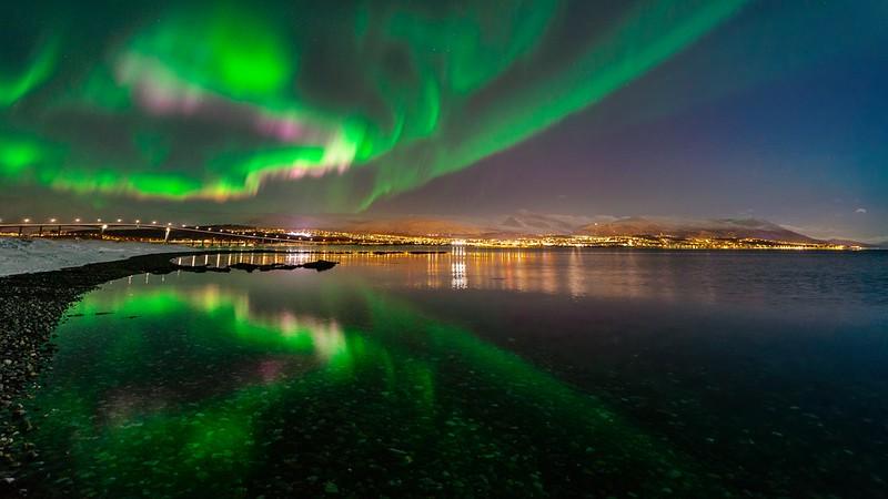 Tromsø night