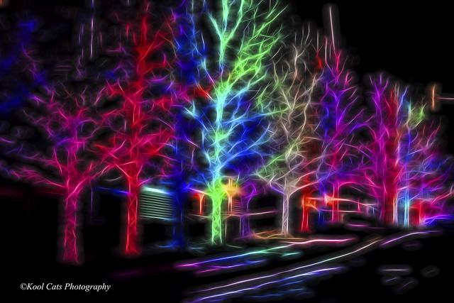 Neon Christmas