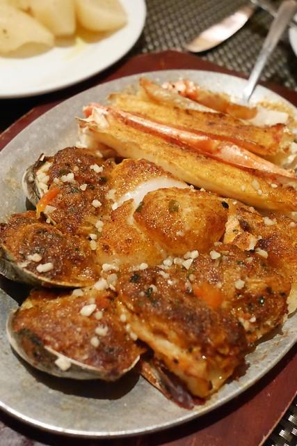 日, 2015-01-11 18:52 - Psari Greek Captain Restaurant