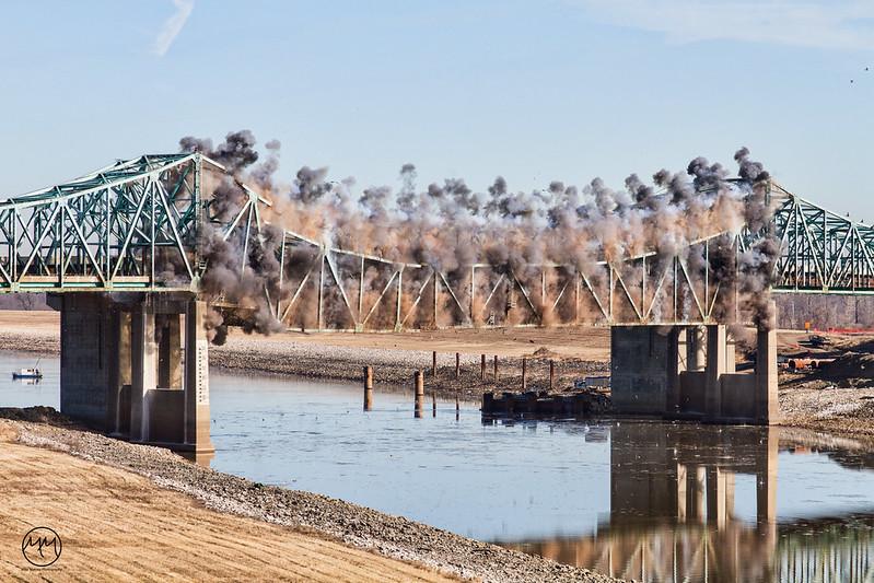 03 Chain of Rocks Bridge Demolition