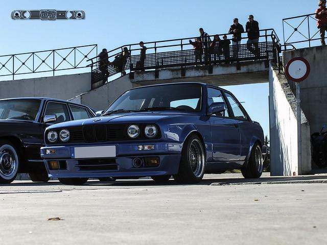 BMW 3-series E30 Coupe series 2 (E30-88) '90