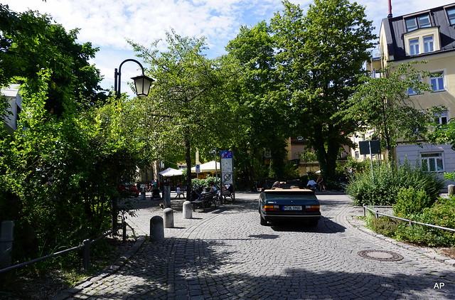 Dzielnice Monachium-Au/Haidhausen