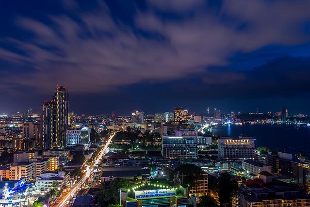 Pattaya City Blue Time