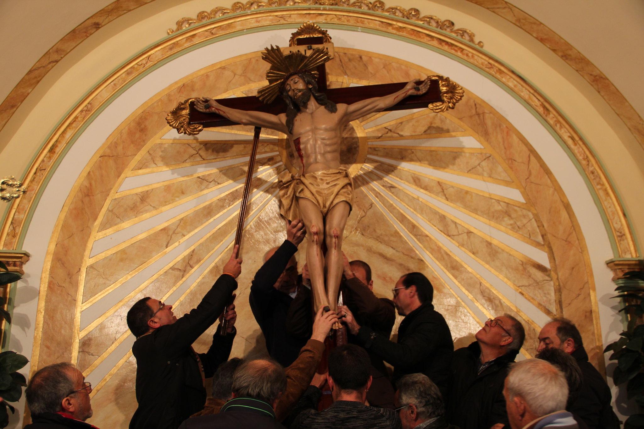 (2016-03-18) - VII Vía Crucis nocturno - Antonio José Verdú Navarro (130)