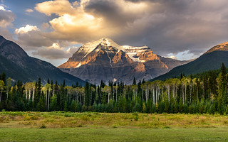Mount Robson | by fbkphotography