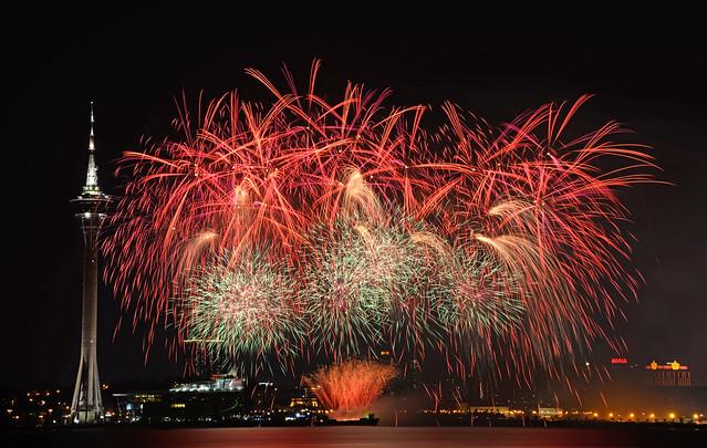 Portuguese firework  葡國煙花