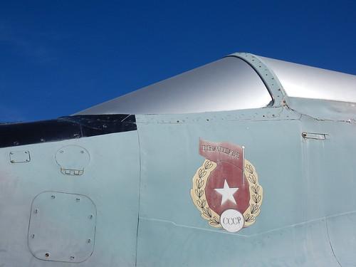Pima Air-Space museum - Soviet MIG