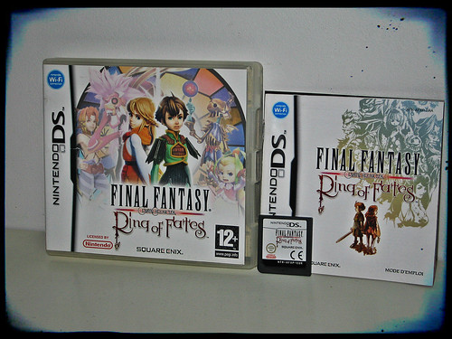 Final Fantasy Crystal Chronicles Ring of Fates | by reimmstein